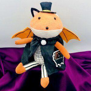 Halloween Fox Bat Sit About Holiday Decoration